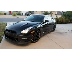 2012 Nissan GT-R Black Edition Coupe 2-Door