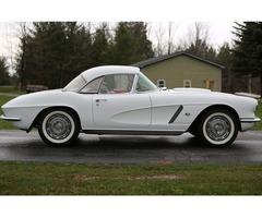 1962 Chevrolet Corvette Base Convertible