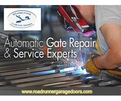 Automatic Gate Repair Service Frisco, TX | Starting @ $26.95 | Same Day Service