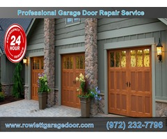 Professional Garage Door Repair Service 75087