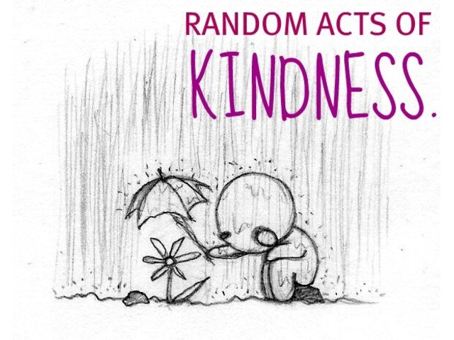 Ideas For Random Acts Of Kindness Other Services Missoula