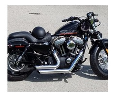 2011 Harley Davidson Sportster forty eight x