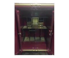 ANTIQUE SAFE- DIEBOLD