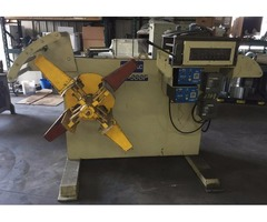 TOMAC COIL REEL AND FEEDER