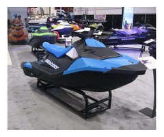 SALE! WAS $6,899.00! 2017 Sea-Doo SPARK 2up 900 HO ACE IBR & CONV - $5995