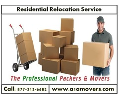 Residential Moving Company Miami, Fl
