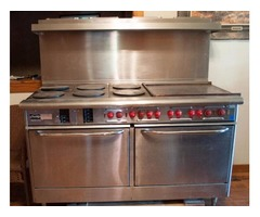 "Vulcan 60"" professional stove for sale"