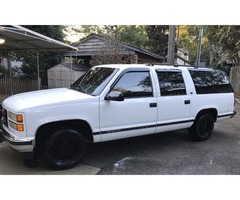 New Suburban fully restored