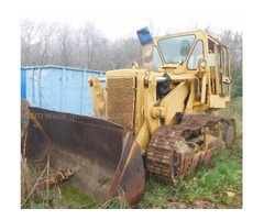 1986 International 250C Crawler Loader