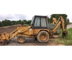 1985 480D Case Backhoe