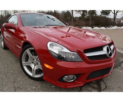 2012 Mercedes-Benz SL-Class AMG PACKAGE-EDITION  Convertible 2-Door