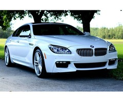 2015 BMW 6-Series M SPORT EDITION