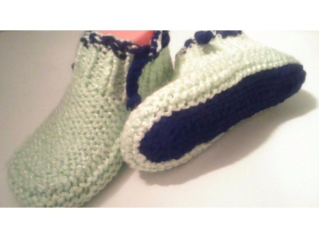 Custom knitted Scarves and Slippers