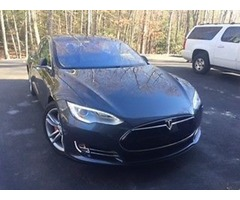 2015 Tesla Model S Model S P85D