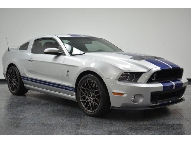 2014 Ford Mustang Shelby Gt500 Coupe 2 Door Sports Cars