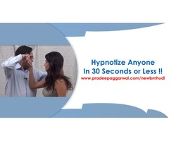 Do You Want To Hypnotize Anyone In 30 Seconds Or Less ?