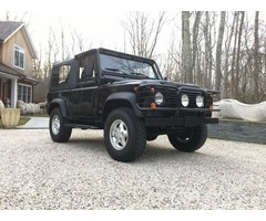 1997 Land Rover Defender Base Sport Utility 2-Door