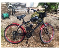 Motorized Bike - Kent 2600 Comfort Series