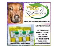 Golden Leash Pet Products