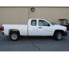 2008 Chevrolet Silverado 1500 Work Truck Ext. Cab Short Box 2WD
