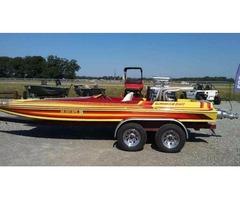 1988 Eliminator Boat