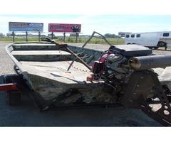 05, 1848 War Eagle with Honda MudBuddy Hyper Drive | free-classifieds-usa.com