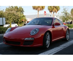 2010 Porsche 911 Carrera 4S Coupe 2-Door