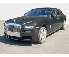 2015 Rolls-Royce Ghost Dynamic Package