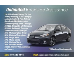 You Can Get Unlimited Roadside Assistance and Much More with MCA