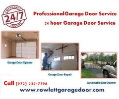 Garage Door Opener Repair Service in Rowlett, TX   Same Day Service