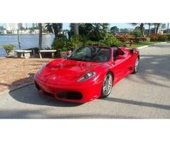 2006 Ferrari 430 Spider Convertible 2-Door