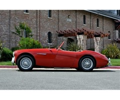 1956 Austin Healey RARE GARAGED ORIG PAINT 100-4 AUSTIN HEALEY BN2