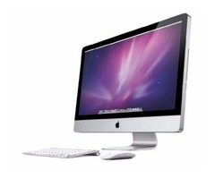 "Quad Core Intel 27""inc iMac Desktop 8Gb Ram and 1Tb Hard Drive"