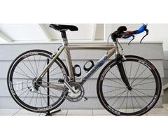 Quintana Roo (QR) Titanium Ti-Phoon Triathlon/Road Bike – PERFECT