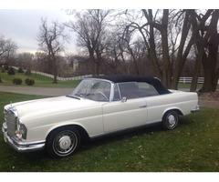 1965 Mercedes-Benz 200-Series 220 SE CONVERTIBLE