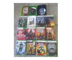 X-BOX 360 games
