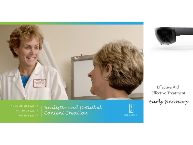 Augmented reality for healthcare sector | free-classifieds-usa.com