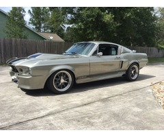 1967 Ford Mustang GT500E Replica  2012 Dynacorn Chassis and Body
