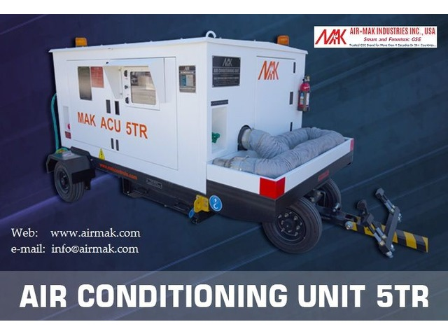 Ground Cooling Unit for Aircraft | Ground Support Air Conditioning