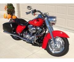 2006 Harley Davidson Road King Custom FLHRSI