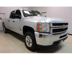 2012 Chevy 2500 4wd Diesel Automatic Crew Cab Long Bed