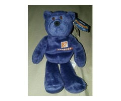 1998 Limited Treasures Pro Bear Denver Broncos McCaffrey