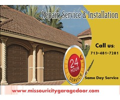 #1 Leading Garage Door Repair Company Missouri City