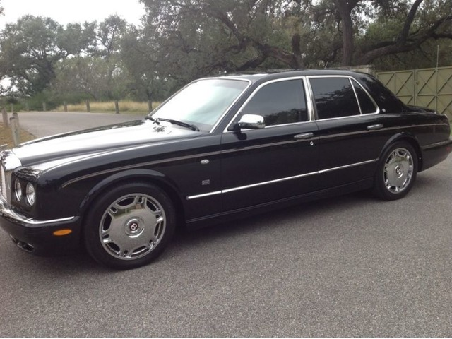 2006 bentley arnage r sedan 4-door - elite cars - dimmitt - texas
