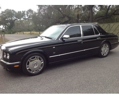 2006 Bentley Arnage R Sedan 4-Door