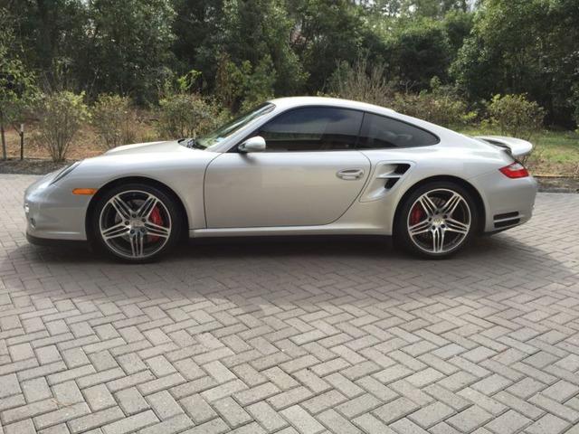 2008 porsche 911 turbo coupe - sports cars - san antonio - texas