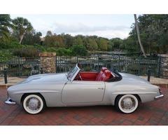 1958 Mercedes-Benz SL-Class