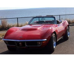 1971 Corvette LS6 Roadster