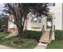 4 bedroom 3 1/2 baths TH