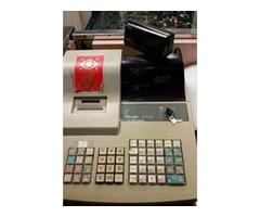 Used Casio Cash Register